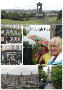 Day 1 Scotland 2 Collage