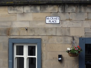MacCrae's Place in Edinburgh near Usher Hall